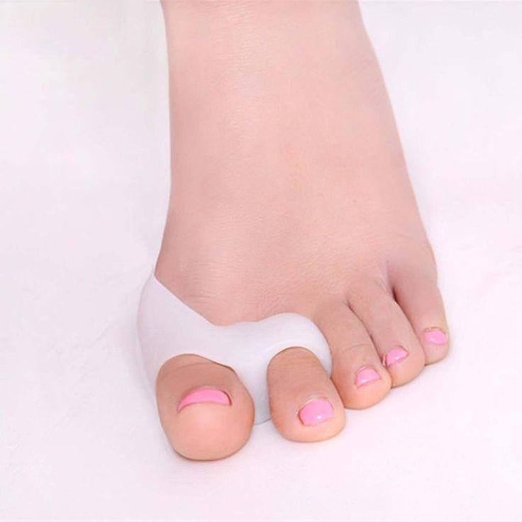 Puha, szilikonból készült bütyökvédővel óvhatja bütykeit. A lábujjakat…