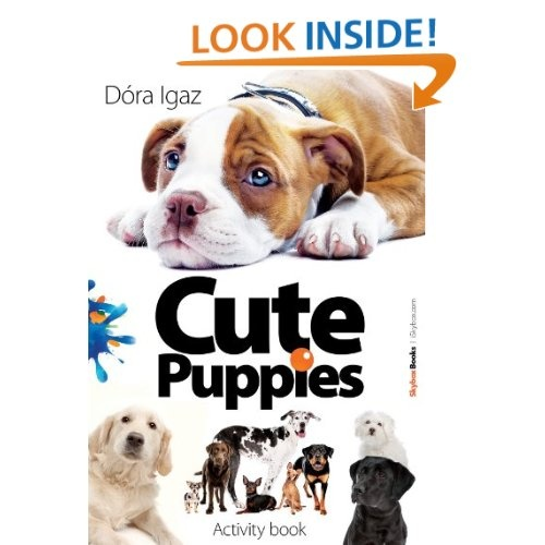 Cute Puppies [Kindle Edition] - Dóra Igaz