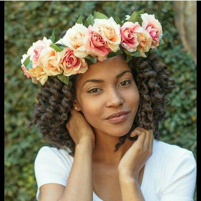17 Best Ideas About Black Flower Crown On Pinterest: 25+ Best Ideas About Natural Hair Twist Out On Pinterest