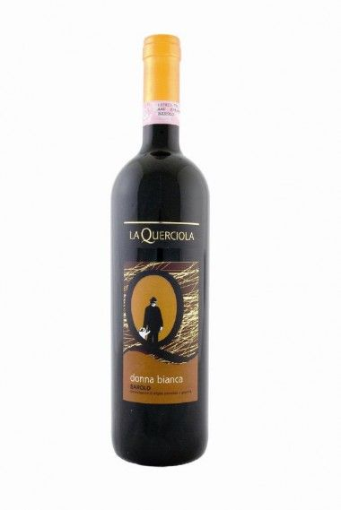 Barolo DOCG Donna Bianca 2007 – La Querciola € 37.90 The wine reveals notes of violets and liquorice with a spice finish; it's natural richness and smoothness of texture. The company, located between the towns of Barolo and Farigliano, has an annual production of about 100,000 bottles and produces typical Piedmontese red wines. #langhe #barolo #piedmont