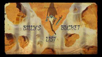 Billy's Bucket List - Adventure Time Wiki