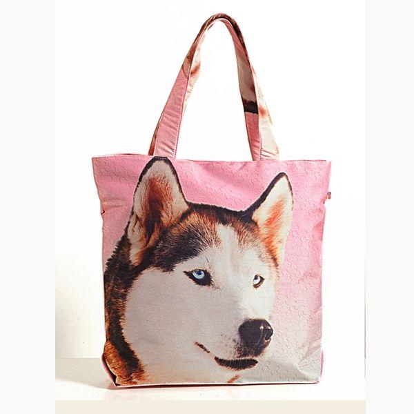 Animal Theme Bag - dogs-2