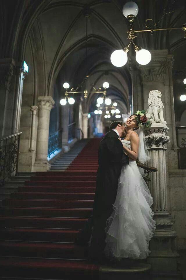 From last wedding in Vienna