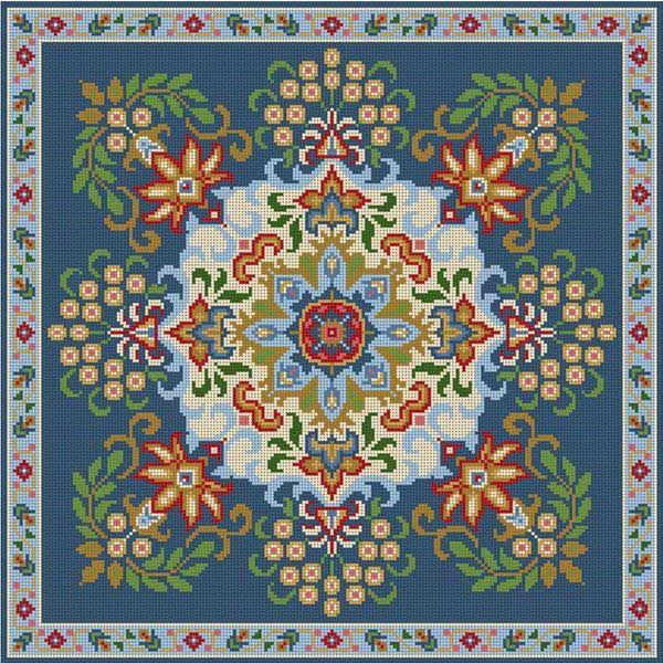 Oriental Rug Pillow