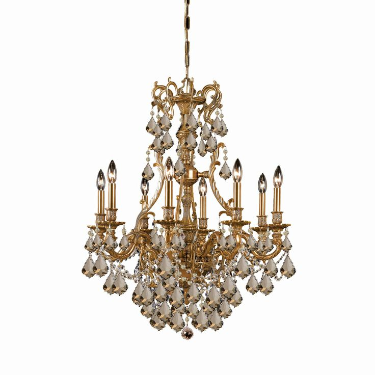 69 best Crystal Chandeliers images on Pinterest | Crystal ...