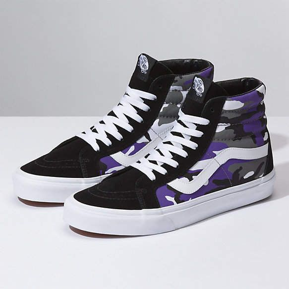 Pop Camo SK8-Hi Reissue | Vans shoes