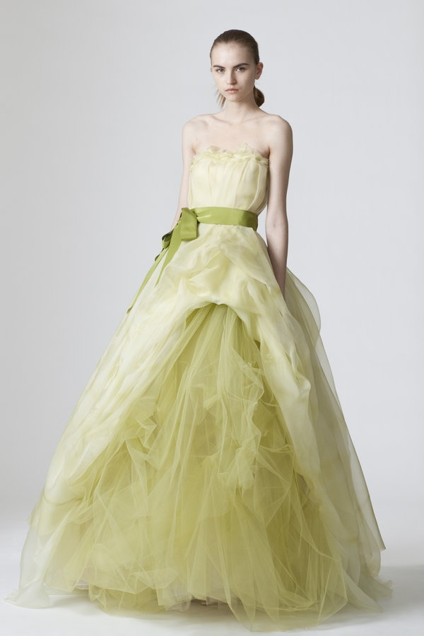 14 mejores imágenes de Vera Wang Wedding en Pinterest | Vestidos de ...