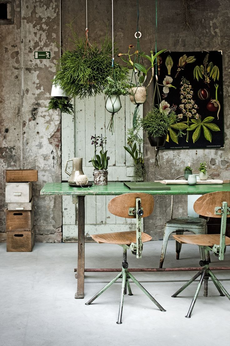"Photo Credit: via 79 Ideas Living in a city shouldn't stop you from nourishing your bohemian soul. Introduce your eccentric energy into your industrial home with the help of this super simple guide to #UrbanBohemia. Want to skip the ""how to"" and move straight to the collection? No problem! You can Shop now. Want to …"