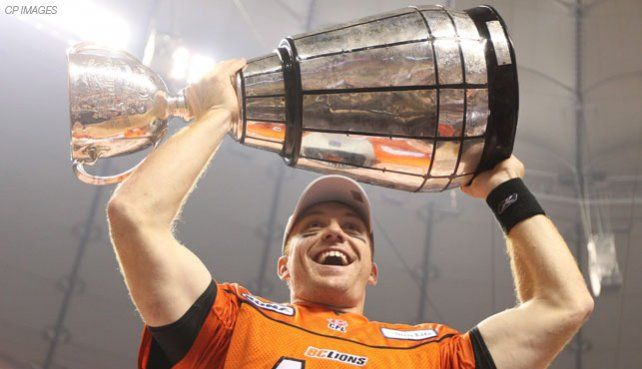 The BC Lions Football Club is pleased to announce that CFL Most Outstanding Player and 2011 Grey Cup MVP Travis Lulay has signed a contract extension with the team. Terms of the deal were not released.