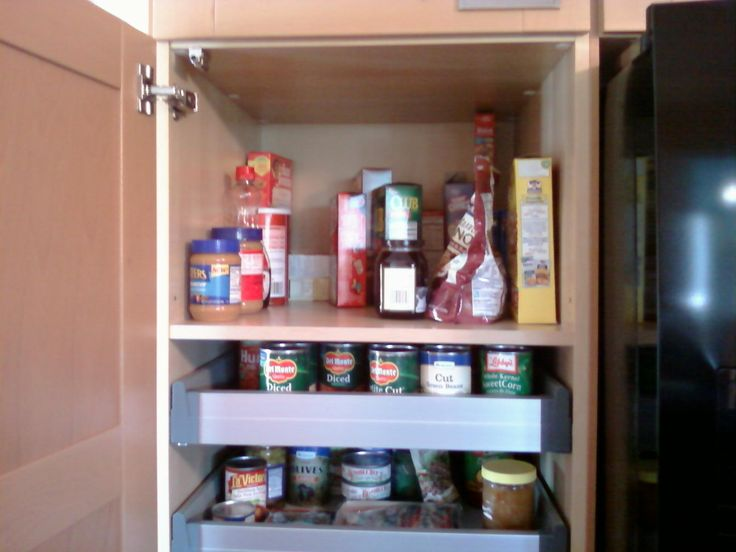17 Best ideas about Pantry Cabinet Ikea on Pinterest
