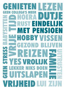 Voordelen pensioen http://babyboomersdiegenieten.blogspot.com