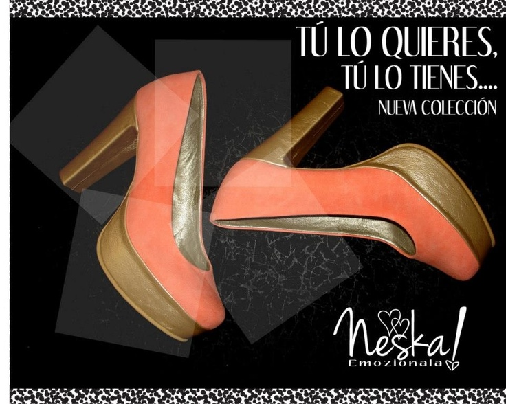 Nueva Coleccion Neska!!!!