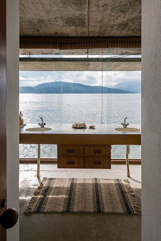 Paulo Mendes da Rocha: Casa Gerber, Angra dos Reis, RJ - Arcoweb