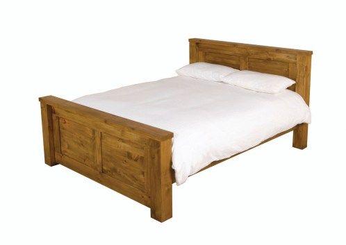 Carolina 6′ Bedframe