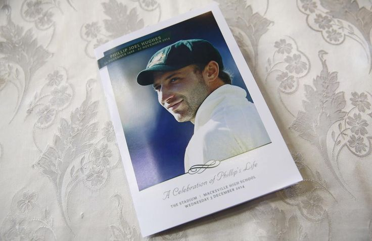 View image on Twitter Andrew Ramsey        ✔ @ARamseyCricket Follow  Macksville is in mourning as it prepares to honour the life of its famous cricketing son 3:11 PM - 2 Dec 2014