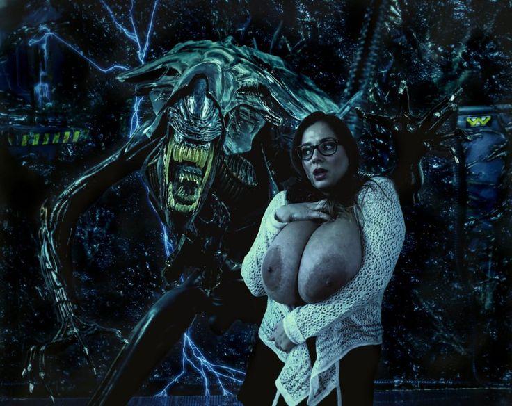 Nadine Jansen - Prey of the Xenomorph Queen 2