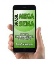 Lotto Winner for Brasil Mega Sena