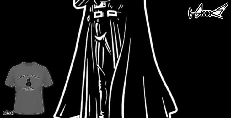 T-shirts - Design: Darth Vader - by: Boggs Nicolas