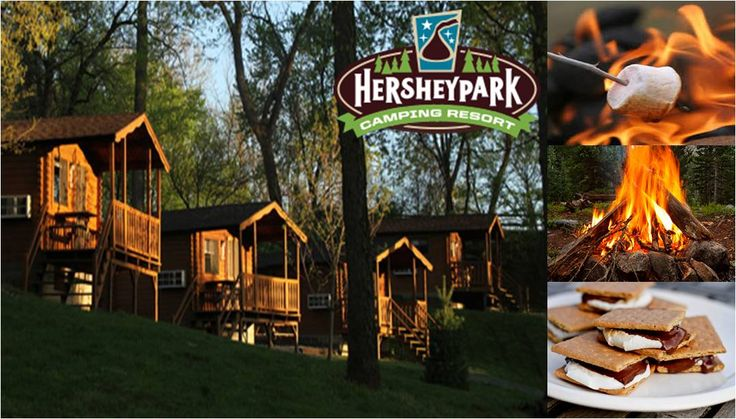 go camping in the summertime at the hershey park camping. Black Bedroom Furniture Sets. Home Design Ideas