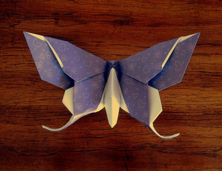 Ideas About Origami Butterfly 3D