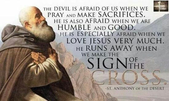 ~St. Anthony of the Desert