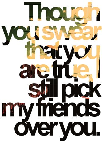 """New Found Glory """"My Friends Over You"""""""