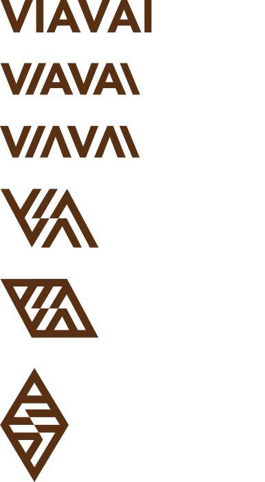 büro uebele // viavai winebar visuelle identität stuttgart 2004