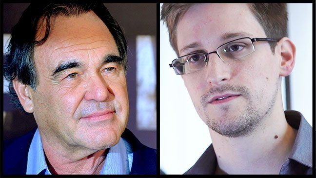 Oliver Stone to Direct Edward Snowden Film