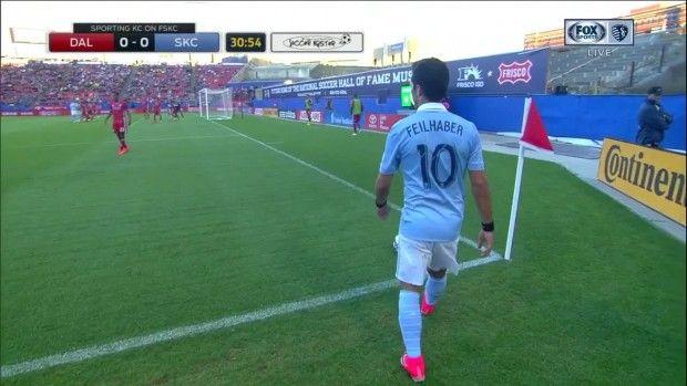 #MLS  SAVE: Jesse Gonzalez's diving save stops Roger Espinoza's header