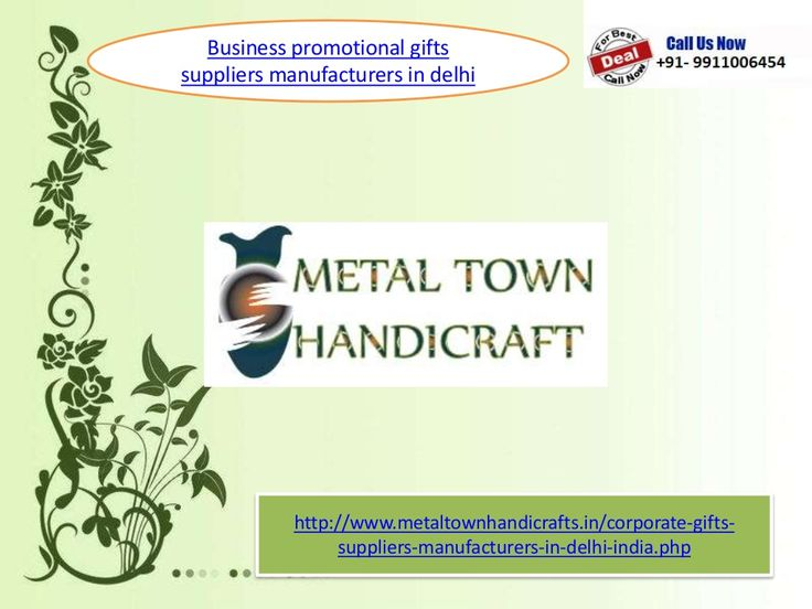 Business promotional gifts 9911006454 suppliers manufacturers in delhi india by Metaltown Handicrafts via slideshare