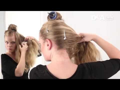 Hairstyle: capelli lisci senza piastra