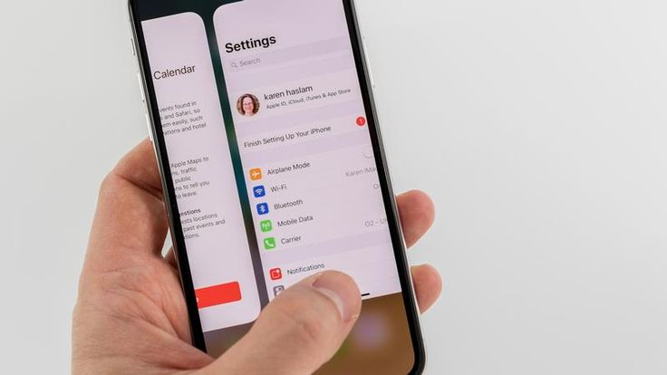 How to close or forcequit apps on iPhone X Iphone, App