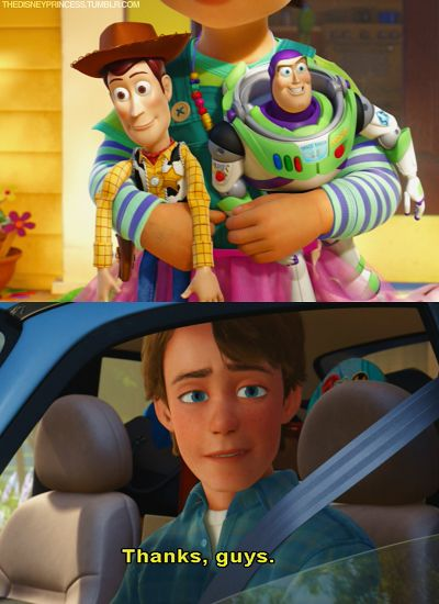 Saddest moment in Animated history. Toy Story 3.