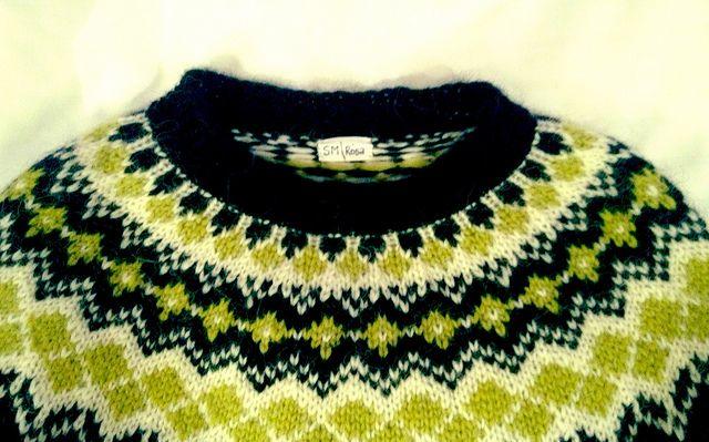 Lopapeysa Icelandic Sweater | Flickr - Photo Sharing!