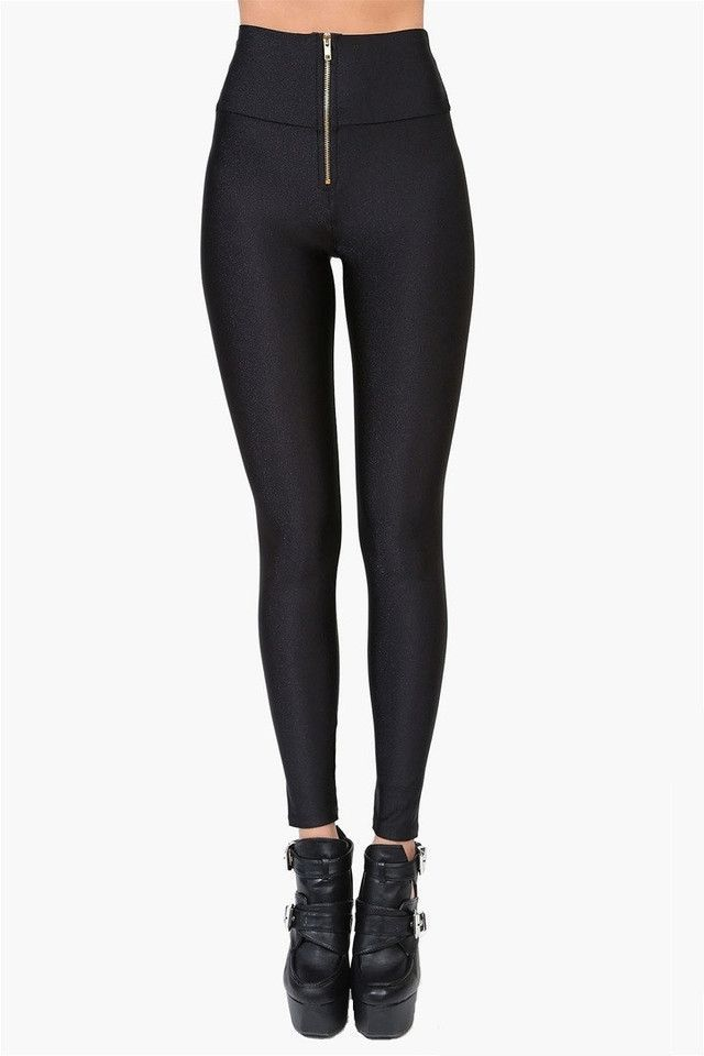The perfect pair of black tights
