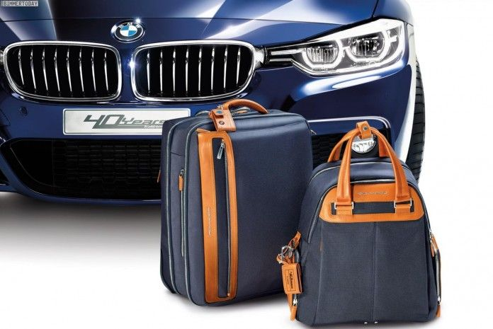 BMW 3 Serisi Touring'e 40. Yıl Dokunuşu