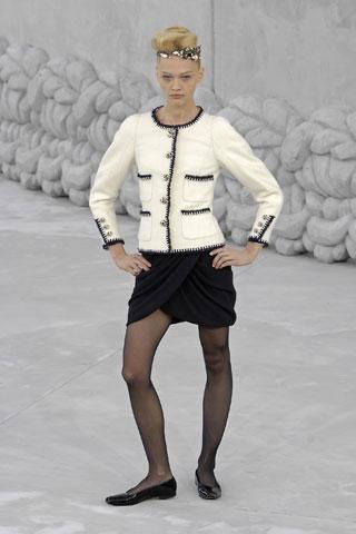 """cucito & scucito:""""My"""" Chanel jacket -4-"""