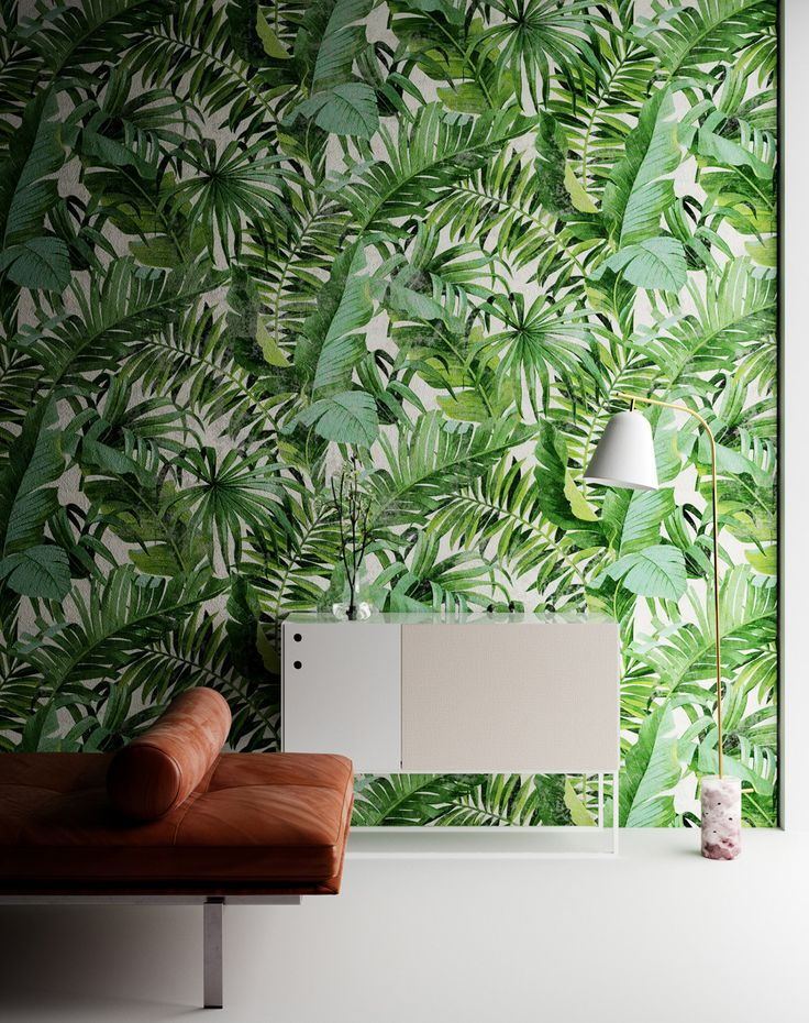 Palm Tree Wall Texturing by Krzysztof Bogdanowicz See more: https://mindsparklemag.com/design/palm-tree-wall-texturing/  More news: Like Mindsparkle Mag on Facebook