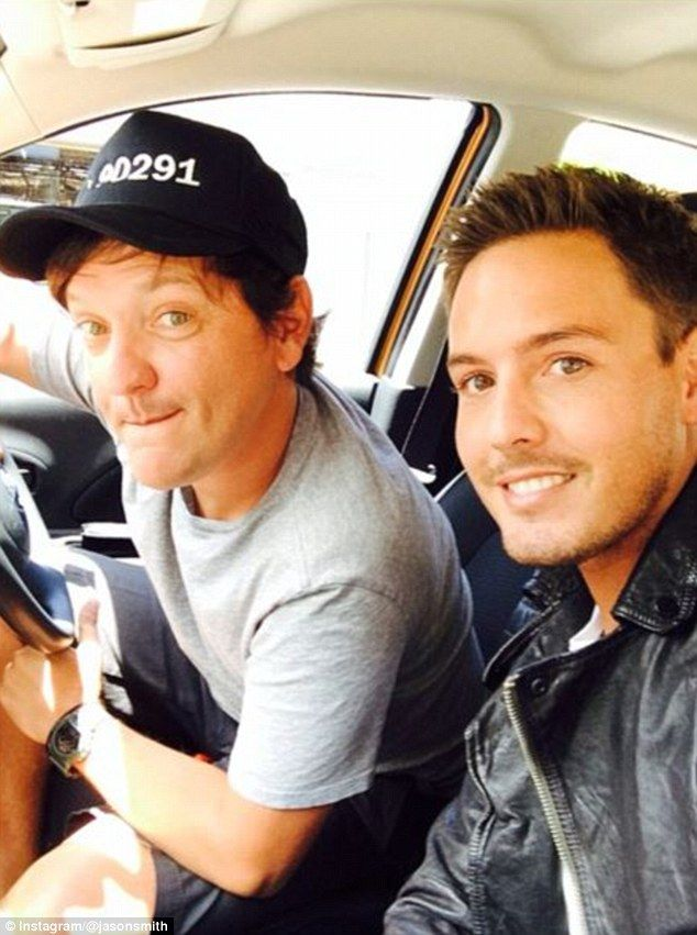 Jason Smith says his old friend Chris Lilley is 'one of the dudes'
