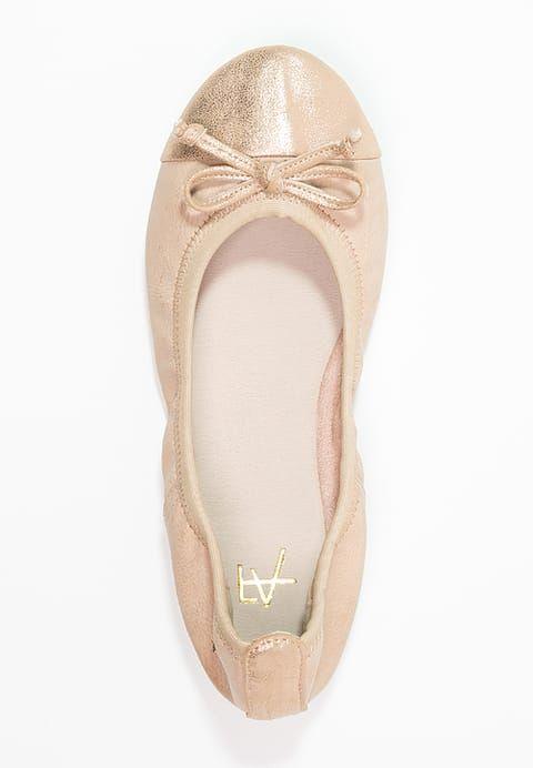 Chaussures Anna Field Ballerines pliables - copper/nude chair: 25,00 € chez Zalando (au 26/04/17). Livraison et retours gratuits et service client gratuit au 0800 915 207.