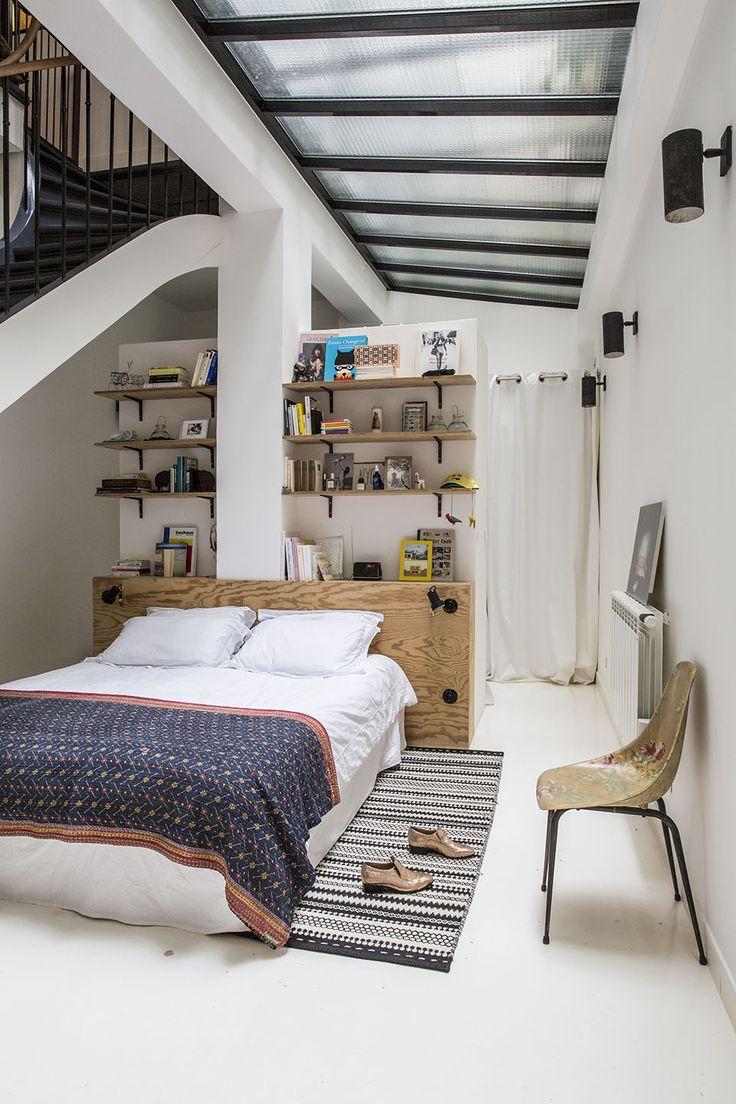 Les 20 meilleures id es de la cat gorie rideau velux sur pinterest rideau pour velux store for Idee deco kamer