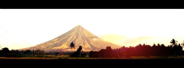 the perfect cone in Legazpi Bicol