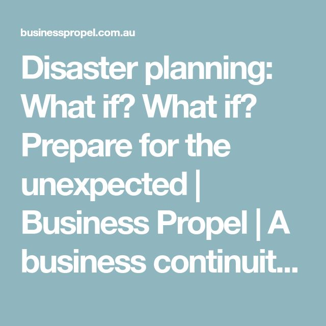 25+ de idei unice despre Business continuity planning pe Pinterest - business continuity plan