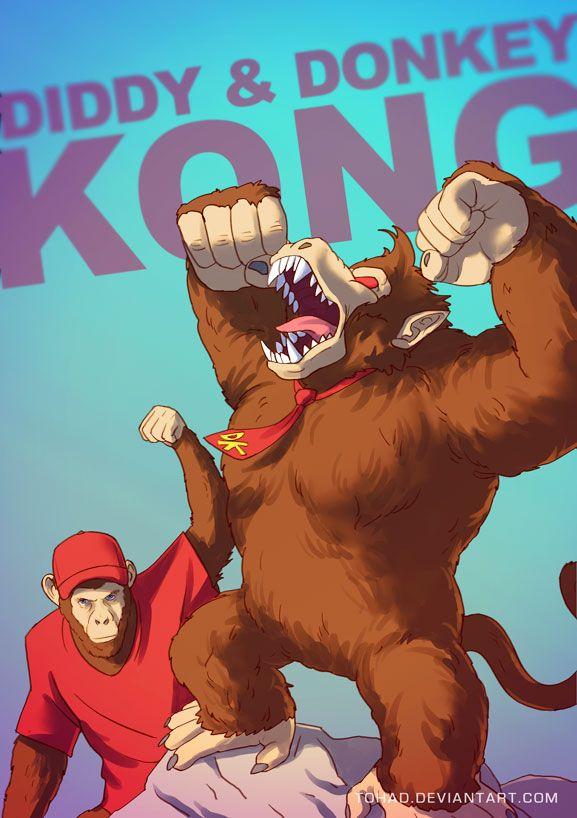 badass Donkey Kong