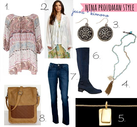 So you want to dress like Nina Proudman (part 17)
