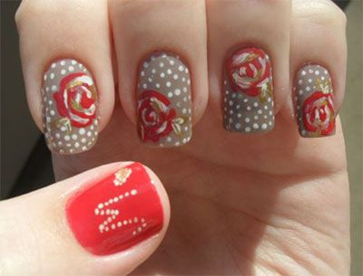 20 best happy mothers day nail art designs images on pinterest happy mothers day nail art designs prinsesfo Images