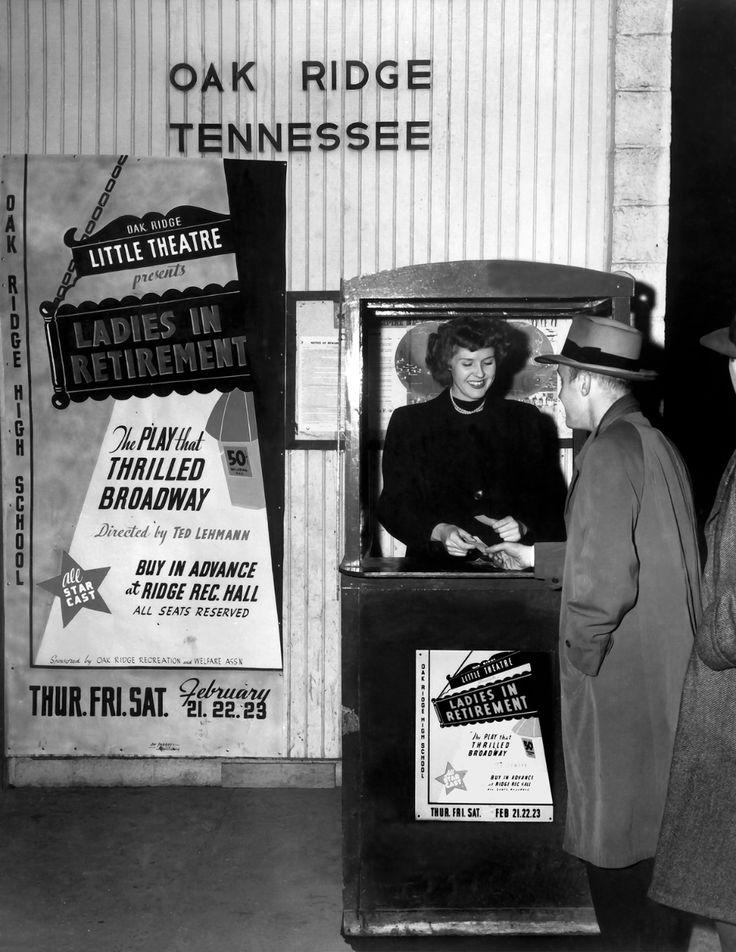 oakridge movie theater tn