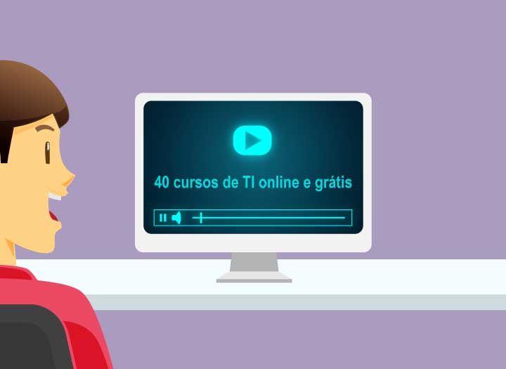 40 Cursos De Ti Online E Gratis Oferecidos Pelo Governo Sites Educacionais Tecnologia Da Informacao Como Estudar