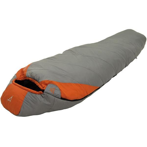 Desert Pine, Mummy Bag, Gray-Rust, Long, +20 – Xtreme-Watersport and Outdoors