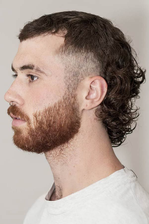 Best Mullet Haircut Ideas To Rock The Style - | Vokuhila ...